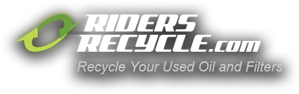 riders recycle logo